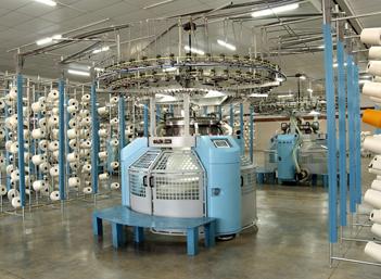 Bannari Amman Spinning Mills Ltd | Knitting